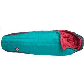 Big Agnes Daisy Mae 15 Sleeping Bag Regular Women aqua/navy